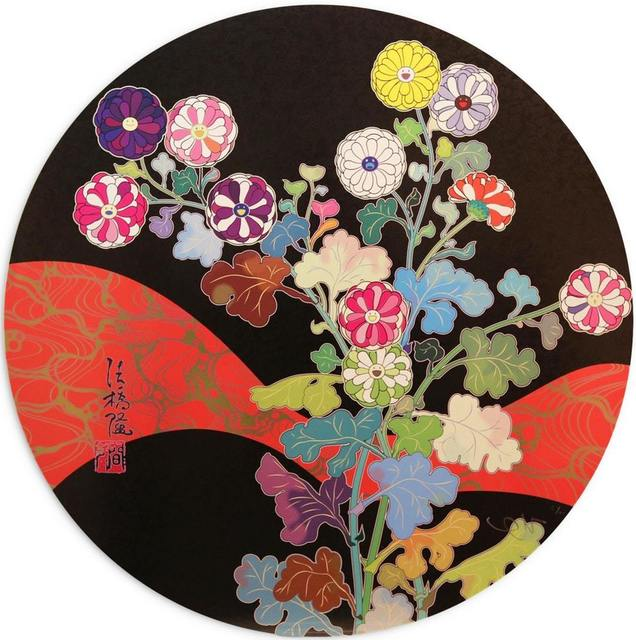 Takashi Murakami, 'Kansei Fresh Blood', 2013, Lougher Contemporary