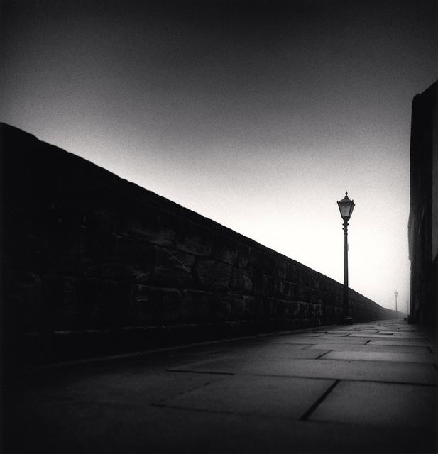 , 'Long Wall, Berwick, Northumberland, England,' 1991, photo-eye Gallery