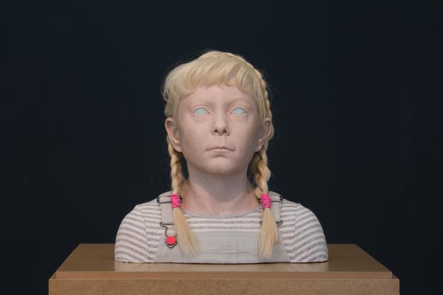 , 'Girl,' 2012, KETELEER GALLERY