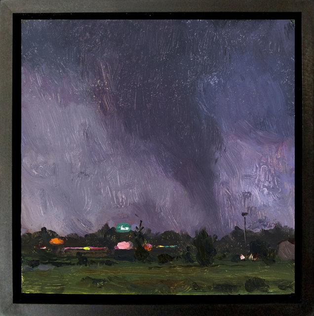 , 'Tornado Study 3,' 2018, ARCADIA CONTEMPORARY