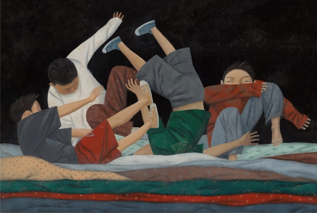 , 'Gravitation,' 2014, Gallery Khankhalaev