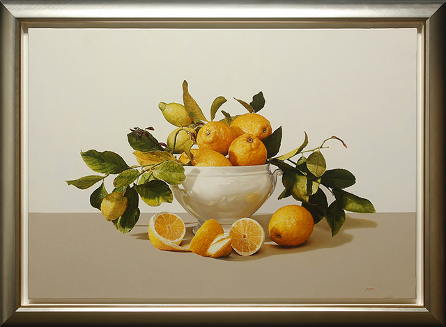 , 'Lemon Scent,' 2016, Gallery 901