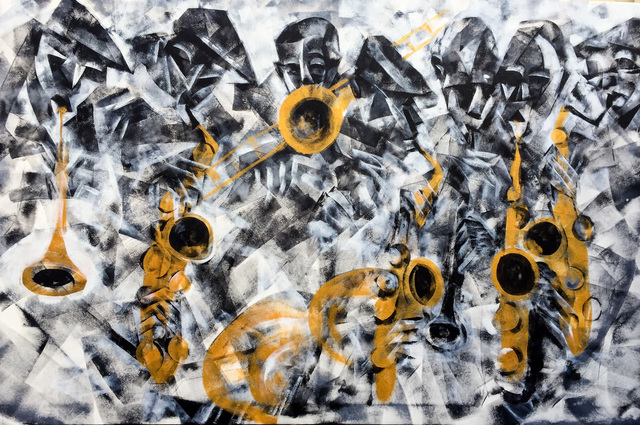 , 'Jazz Jam ,' 2017, Out of Africa Gallery