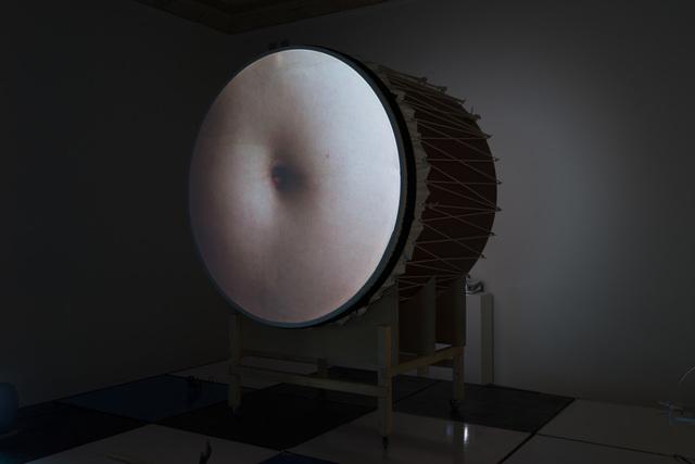 , 'A Whistling Bellybutton,' 2017, Galerija VARTAI