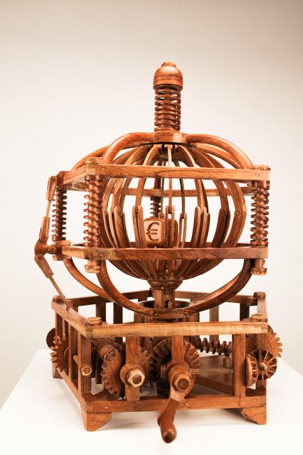 , 'Fate Machine #1,' 2014, Affinity ART