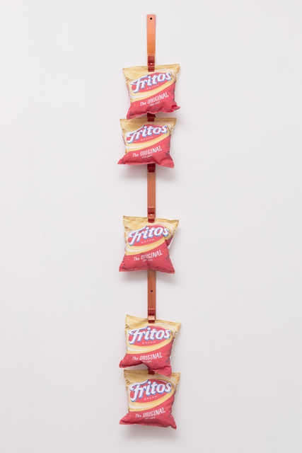 , 'Rack: Corn Chips,' 2019, Charlie James Gallery