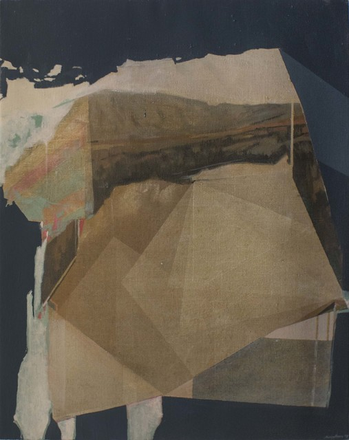 , 'In Tents,' 2017, Galerie D'Este