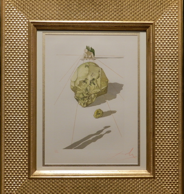Salvador Dalí, 'Divine Comedy Hell Canto 33', 1967, Fine Art Acquisitions