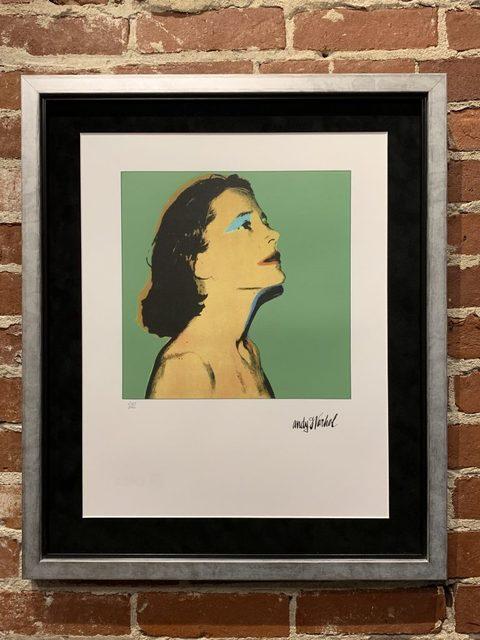 Andy Warhol, 'Carol Coleman', 1986, Mason-Nordgauer Fine Arts Gallery