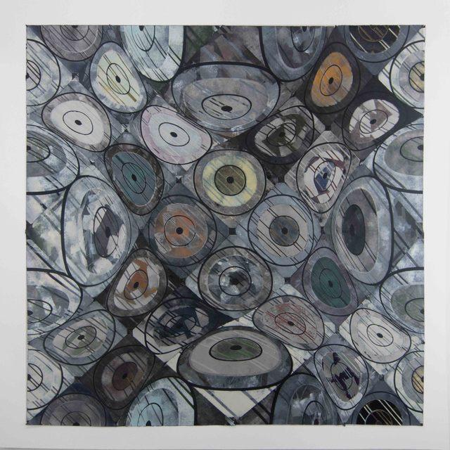 , 'Opus Major,' 2014, Asterisk