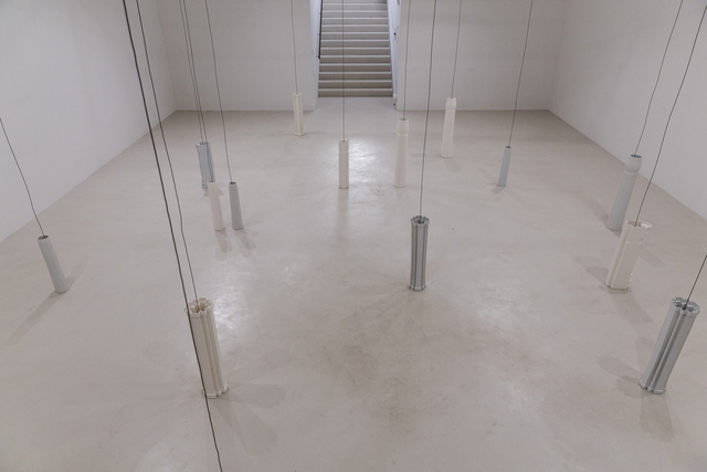 , 'Resonating Pillars,' , Den Frie Centre of Contemporary Art