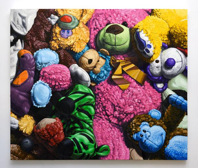 , ''Untitled',' 2018, Mugello Gallery