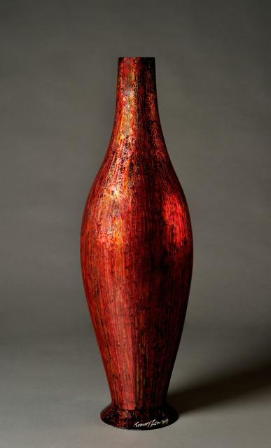Tommy Zen, 'VA_2016-08-23_07 Vase Cerise', 2016, Thompson Landry Gallery