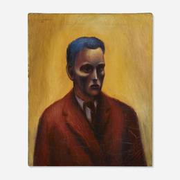 Charles Biederman, 'Self Portrait,' 1934, Wright: Art + Design (February 2017)