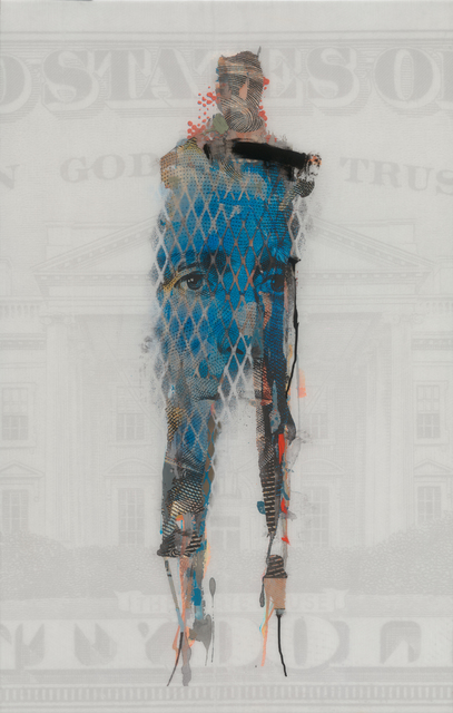 Jason Myers, 'In Whom We Trust $20 v1', 2016, Long-Sharp Gallery