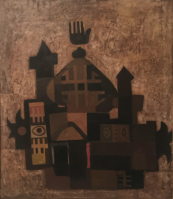 , 'Takween Islami (Islamic Composition),' 1965, Meem Gallery