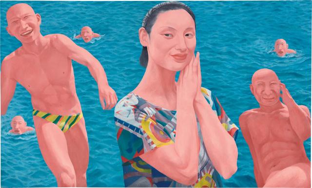 Fang Lijun, 'Series 2 No.10', 1992-1993, Phillips