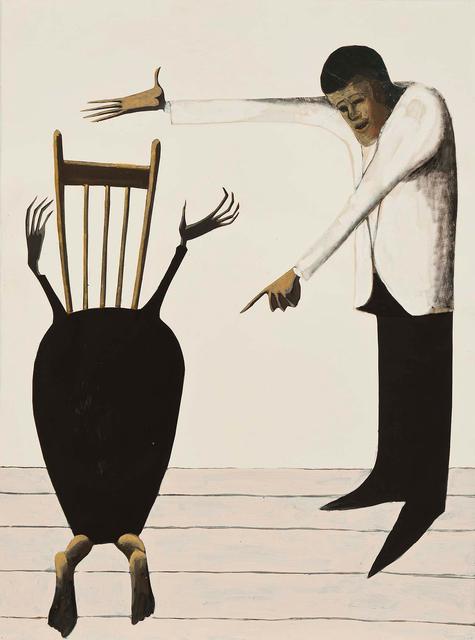 , 'Repenter (Revival Series),' 1995, Michael Rosenfeld Gallery