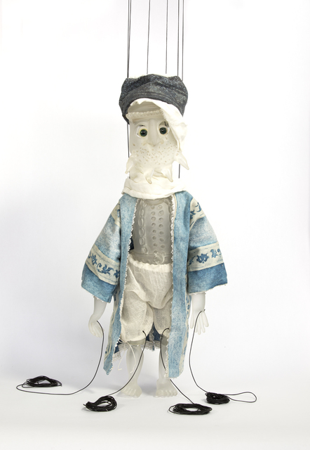 , 'Cabaret Crusades: The Secrets of Karbala - Marionette,' 2014, Sfeir-Semler