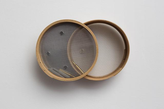 , 'Don't judge, filter, shoot,' 2012, Dvir Gallery