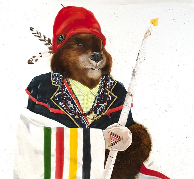 , 'Beaver,' , Dowling Walsh