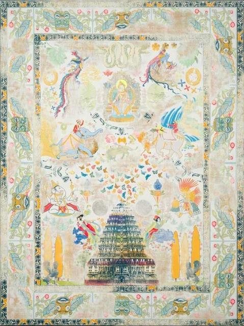 , 'Future Buddha,' 2014-2015, Depart Foundation