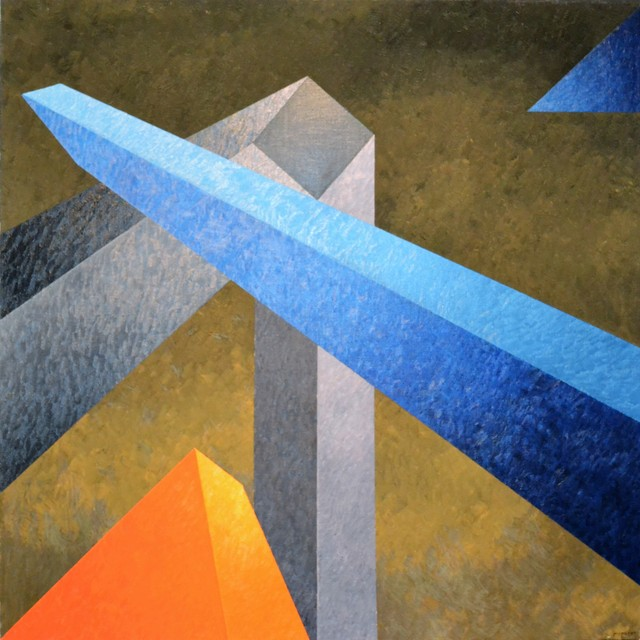 , 'Blue Tower,' 1986, Paul Fisher Gallery