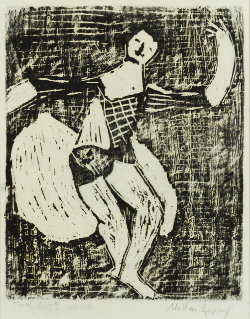 , 'Dancer,' 1954, Childs Gallery