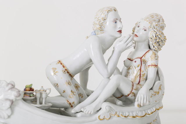 , 'Ambrosia (detail),' 2013, Bellevue Arts Museum