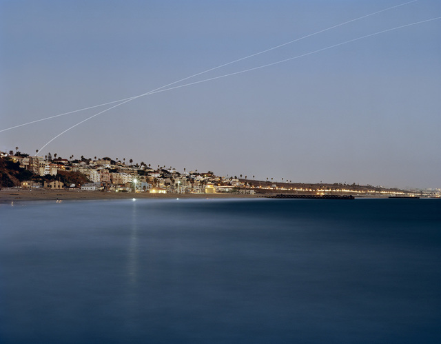 Kevin Cooley, 'Takeoffs LAX Runway 24L over Plays Del Rey', 2006, Kopeikin Gallery
