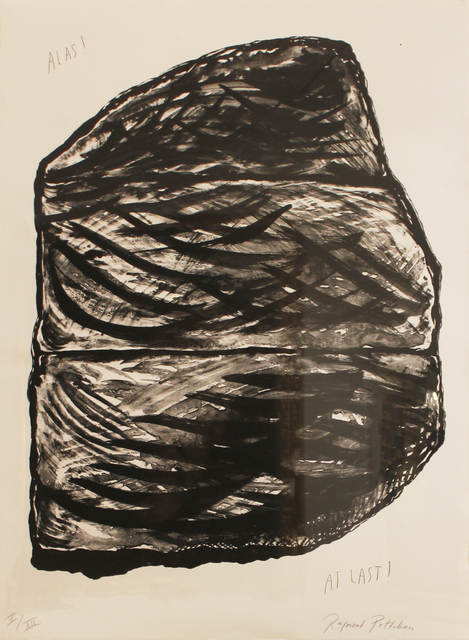 Raymond Pettibon, 'Untitled (Alas!)', ca. 2000, Robert Berman Gallery