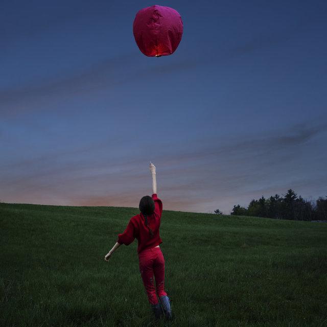 , 'Sky Lantern,' 2017, Kopeikin Gallery