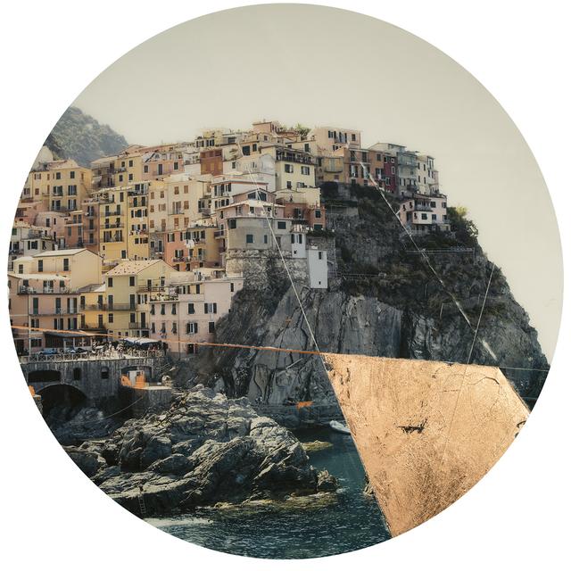 , 'Manarola Tondo,' 2017, Kahn Gallery