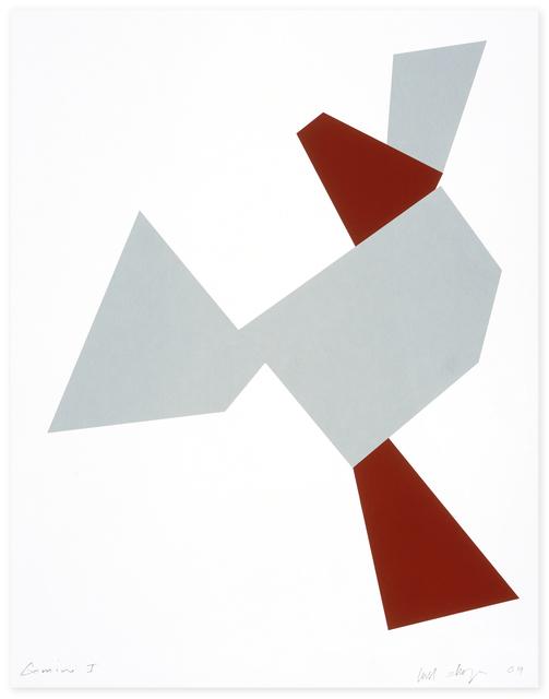 Joel Shapiro, 'Boat, Bird, Mother and Child (a)', 2009, Gemini G.E.L.