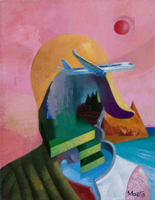 Marta Shmatava, 'Someday', 2019, Ma.Ma. Art Gallery