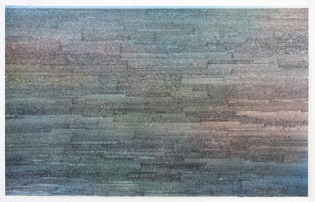 , 'Dusk,' 2016, Galleri Urbane