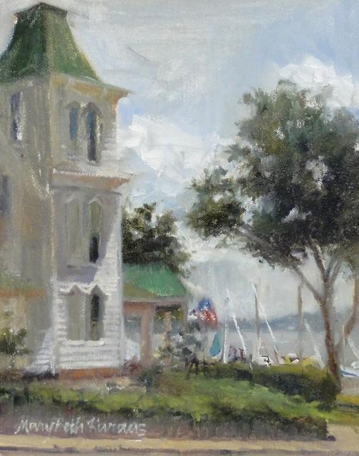 , 'Harbor Springs Lights,' , Eisele Fine Art