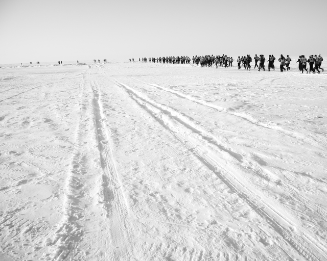 , 'Running clean water (Clean Water Run, Lake Baikal, Siberia, Russia),' 2012, Pushkin House