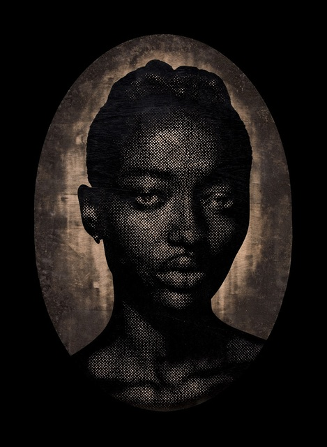 , 'Ndo koussou bé adatsi,' 2018, October Gallery