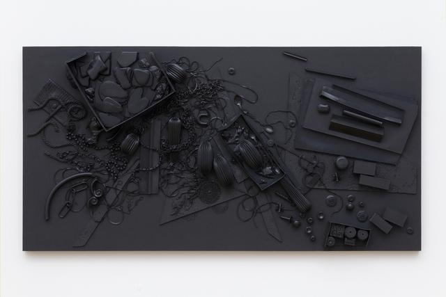 , 'Orgon Door IV,' 2014, Simon Lee Gallery