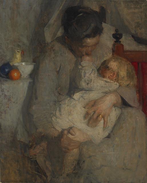 , 'Le Baiser,' 1911, Kourd Gallery