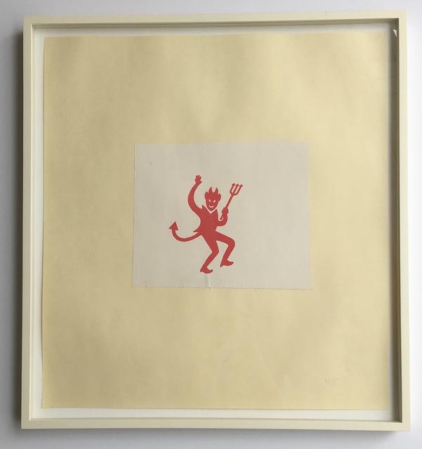 Robert Therrien, 'Untitled (Devil)', 2006 -08, Adam Biesk Inc.