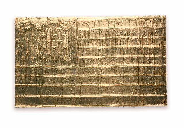 , 'Small Flag 1,' 2017, Fabien Castanier Gallery