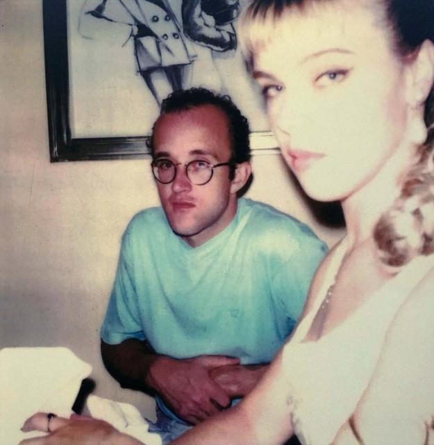 Maripol, 'Keith Haring & Debi Mazar', ca. 1985, Photography, Archival pigment print, Gallery 52