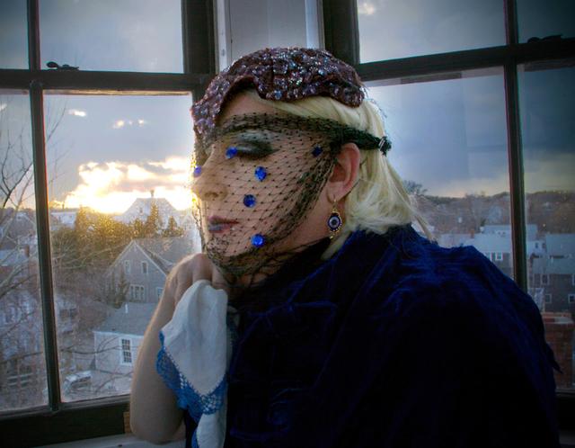 , 'Widows Walk,' 2018, AMP: Art Market Provincetown