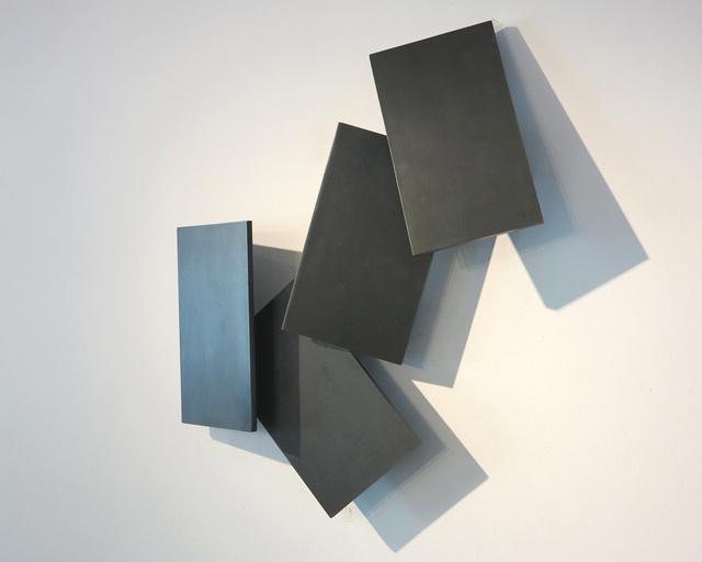 Etienne Viard, 'Cartes murales', 2016, Galerie Leu