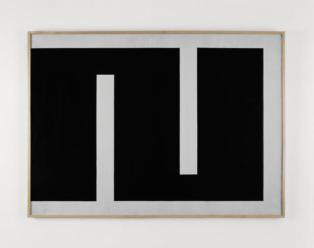 , 'M 69-43,' 1969, galerie frank elbaz
