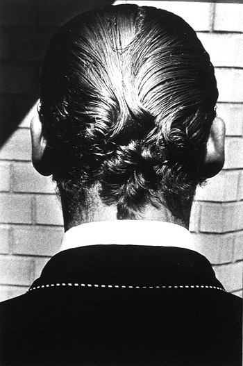 """, 'Untitled (Back of Man's Head"""" from 'Quadrants' Series,' , Weston Gallery"""