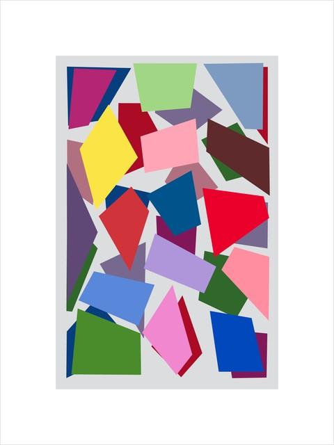 , 'Farbduett 16-6,' 2017, Fils Fine Arts