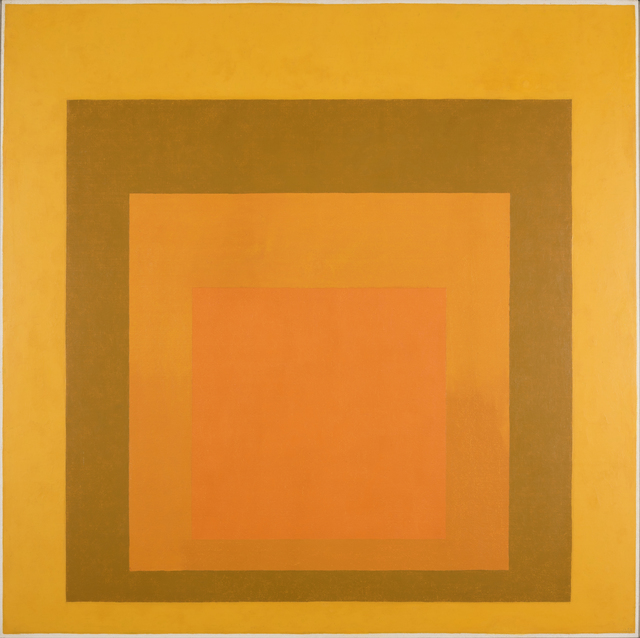 , 'Homage to the Square: Amber Setting,,' 1959, Juan Carlos Maldonado Art Collection